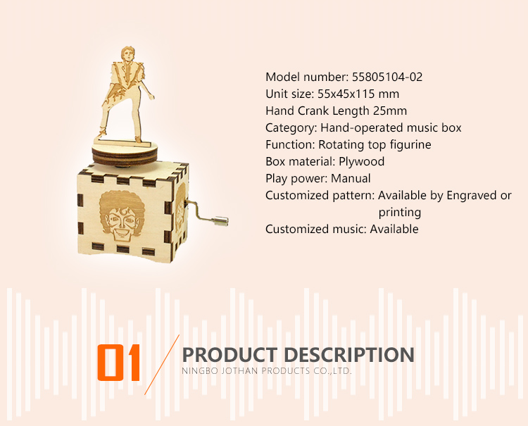 NUTAKE boys music box Suppliers manufacturing site-2