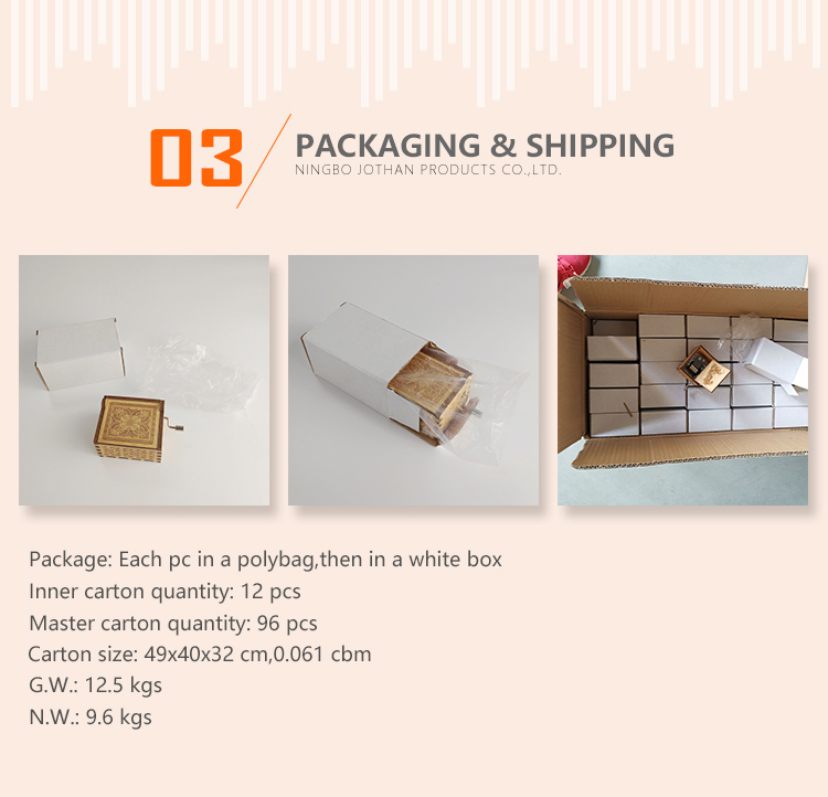 NUTAKE boys music box Suppliers manufacturing site-6