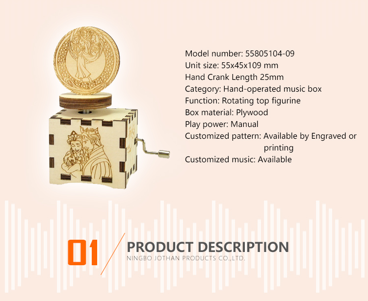 New contemporary music box manufacturers Cheap-4