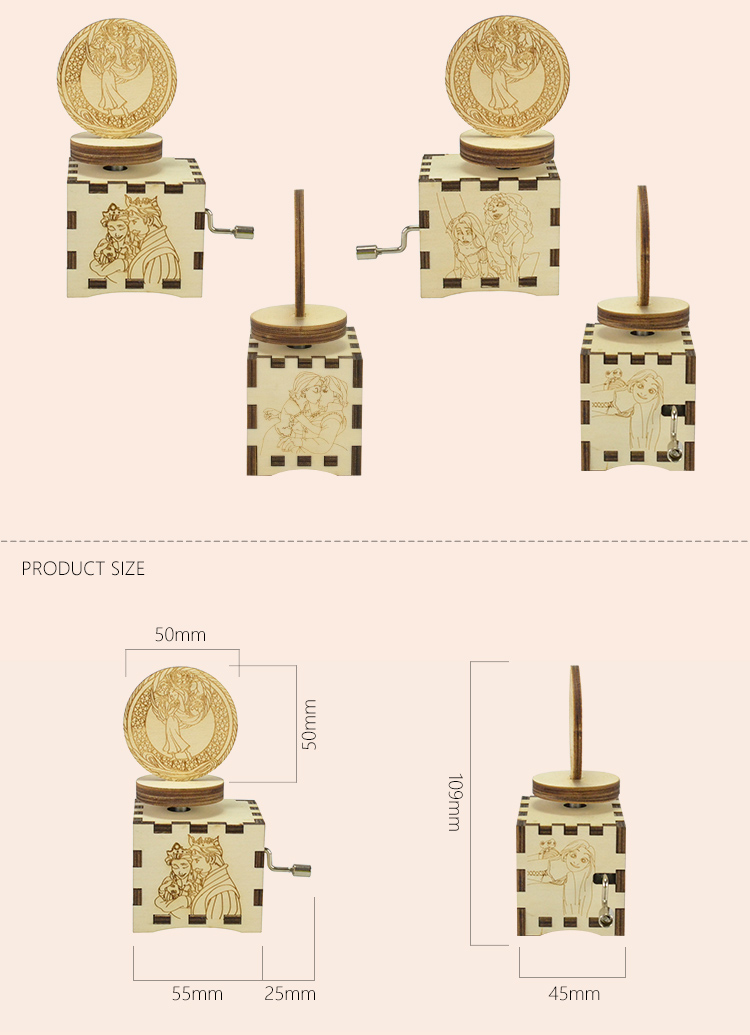 New contemporary music box manufacturers Cheap-5