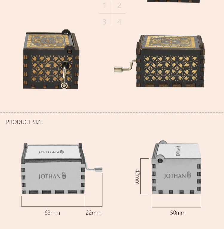 NUTAKE Latest muzik box Suppliers how much-5