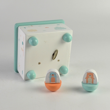 Wholesale personalised music box for baby girl Suppliers how much-5