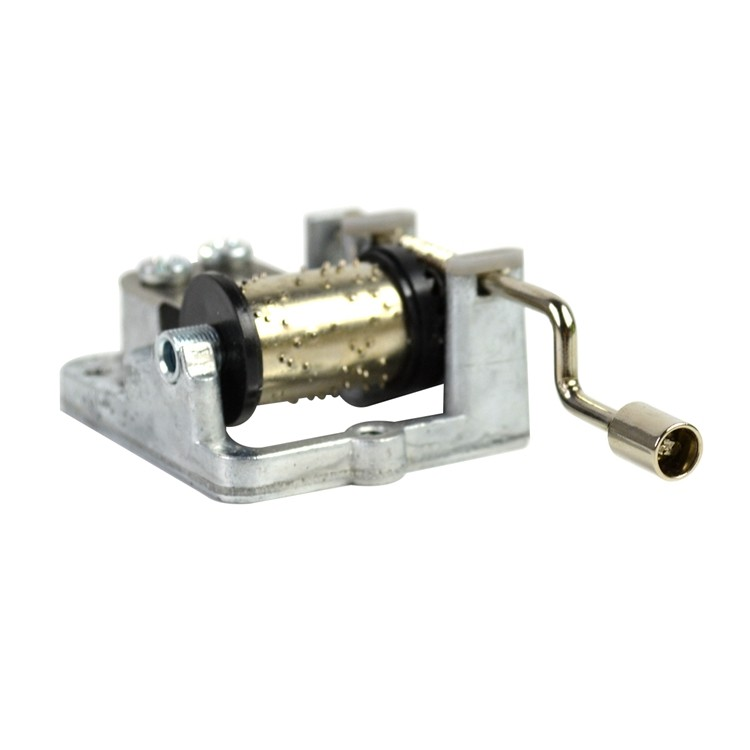 Ningbo wholesale custom yunsheng music box mechanism for musical box10188003M-05