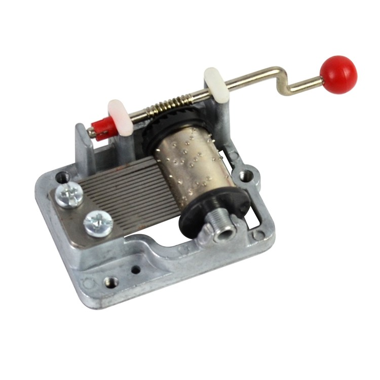 Custom personalized mechanism individual songs music box toy parts 10188003P-03