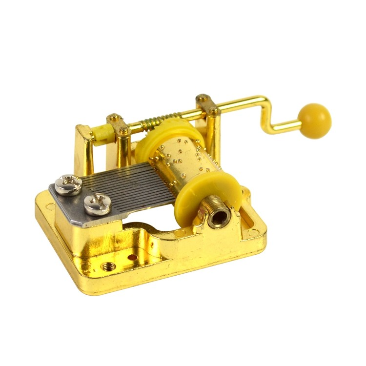 Ningbo yunsheng hand crank musical movement dragon manufacturing 10188003GP-03