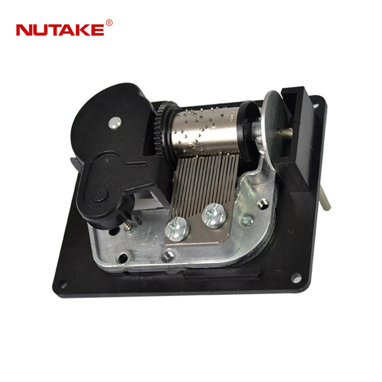 18 note music box movement with rocking action mechanism 10188001-22