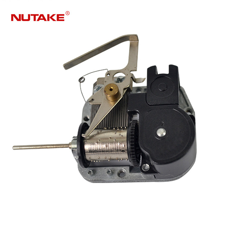 18 note music box movement with gravity switch 10188001-42