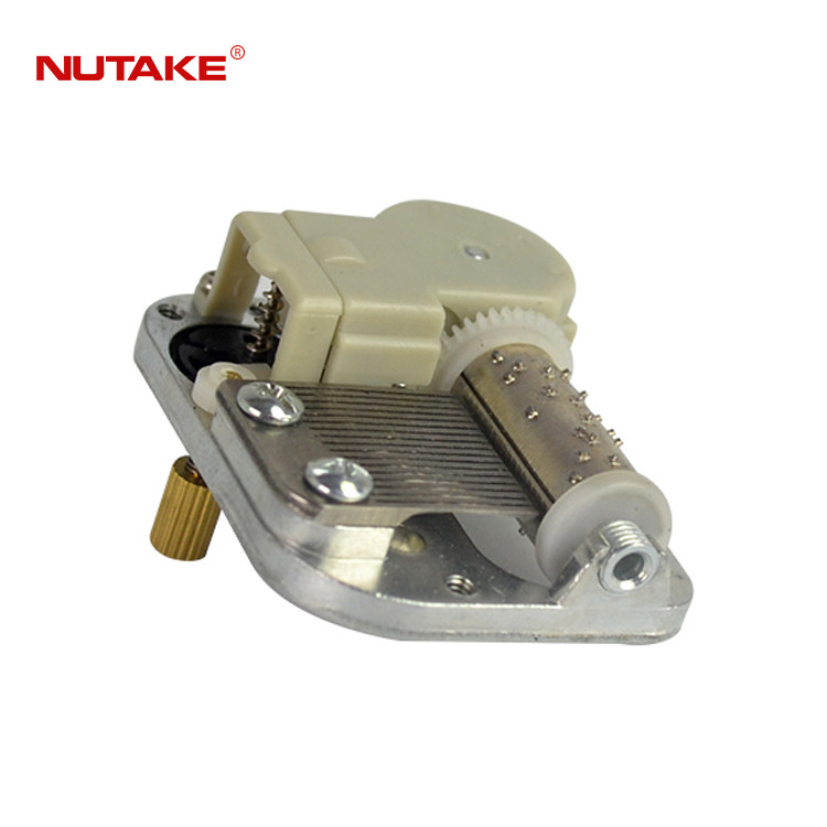 18 note small size miniature music box with ON/OFF switch 10188004-02