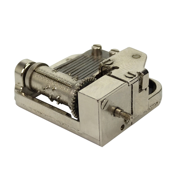 NUTAKE parallel antique wind up music box for business buy now-1