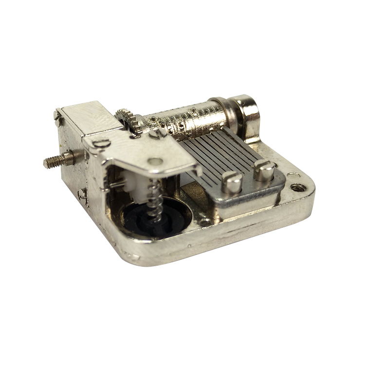 NUTAKE parallel antique wind up music box for business buy now-2