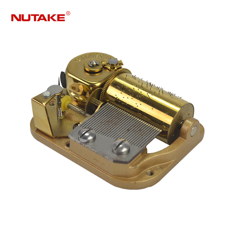 Gilded deluxe 30 note music box 10188030