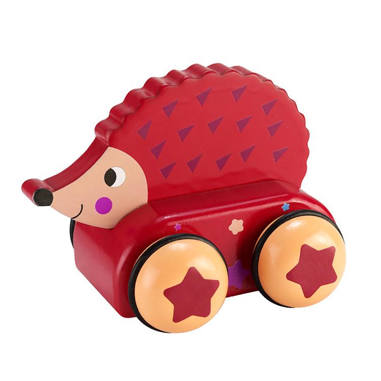 Wooden Children music box car toys 55803502-01