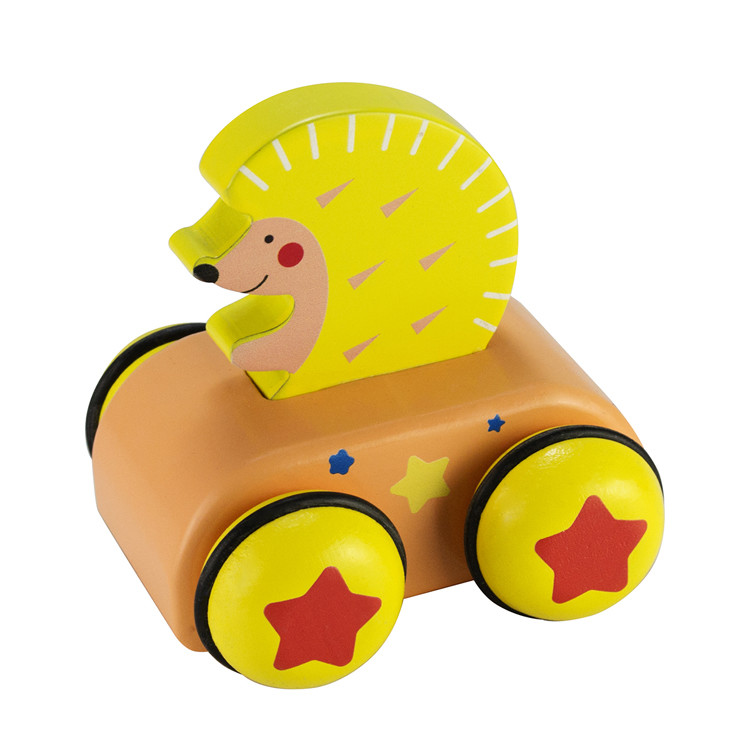 Wooden Children music box car toys 55803502-02
