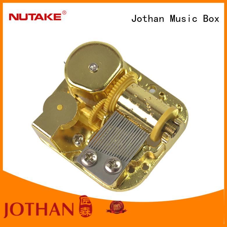NUTAKE Best musical box mechanism Suppliers features