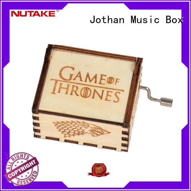 NUTAKE childs music box for business bulk production