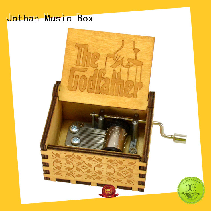 NUTAKE lullaby music box for business brands