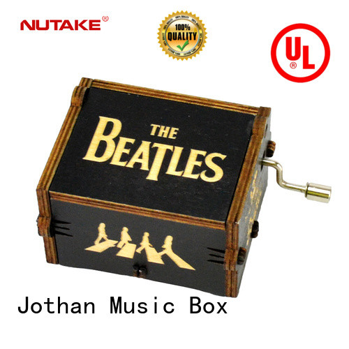 NUTAKE music boxes for adults factory how much