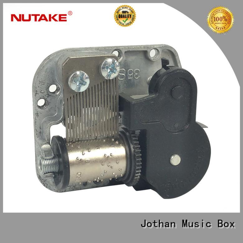 NUTAKE waterproof music box device Supply top rated