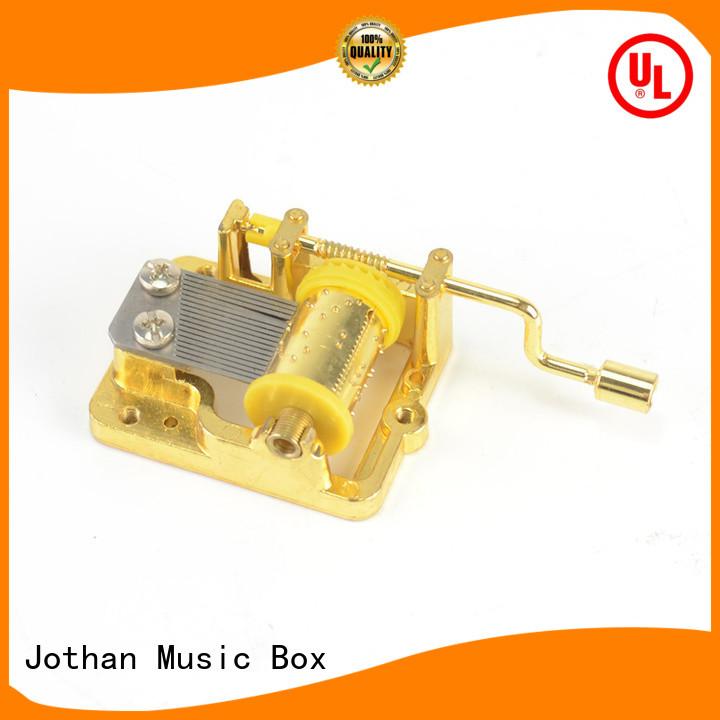 NUTAKE New custom wind up music box Supply how much