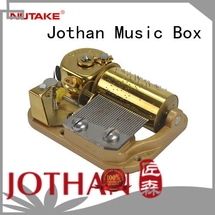 NUTAKE small buy music box components factory Purchase