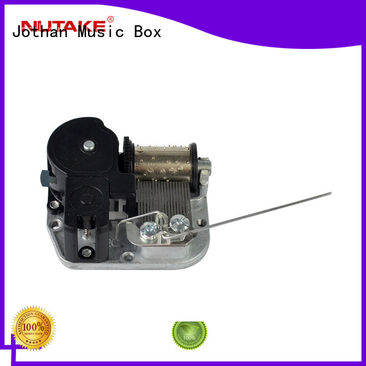NUTAKE Wholesale music box kit manufacturers for sale