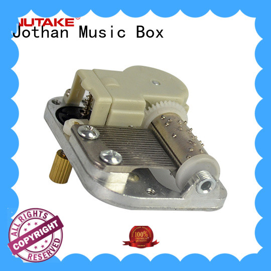 NUTAKE standard wind up music box kit for business brands