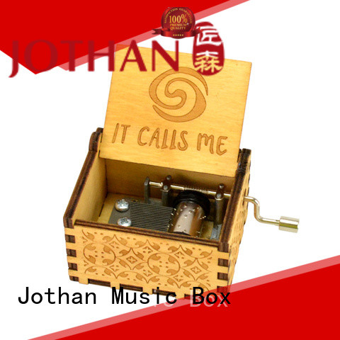 NUTAKE friends music box for business Purchase