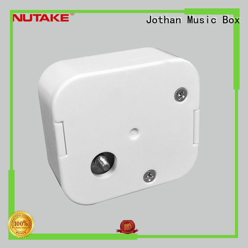 NUTAKE programmable music box accessories Supply brands