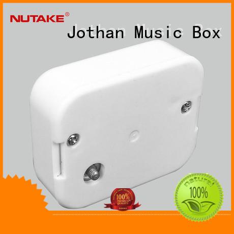 NUTAKE New music box accessories manufacturers manufacturing site