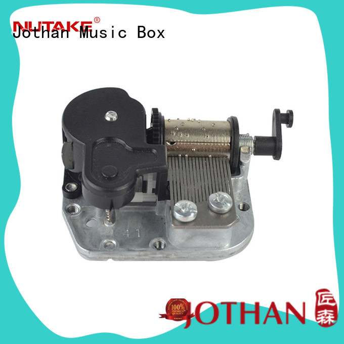 NUTAKE Wholesale wind up music box kit for business for sale
