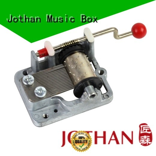 NUTAKE Custom music box mechanisms for sale factory Cheap