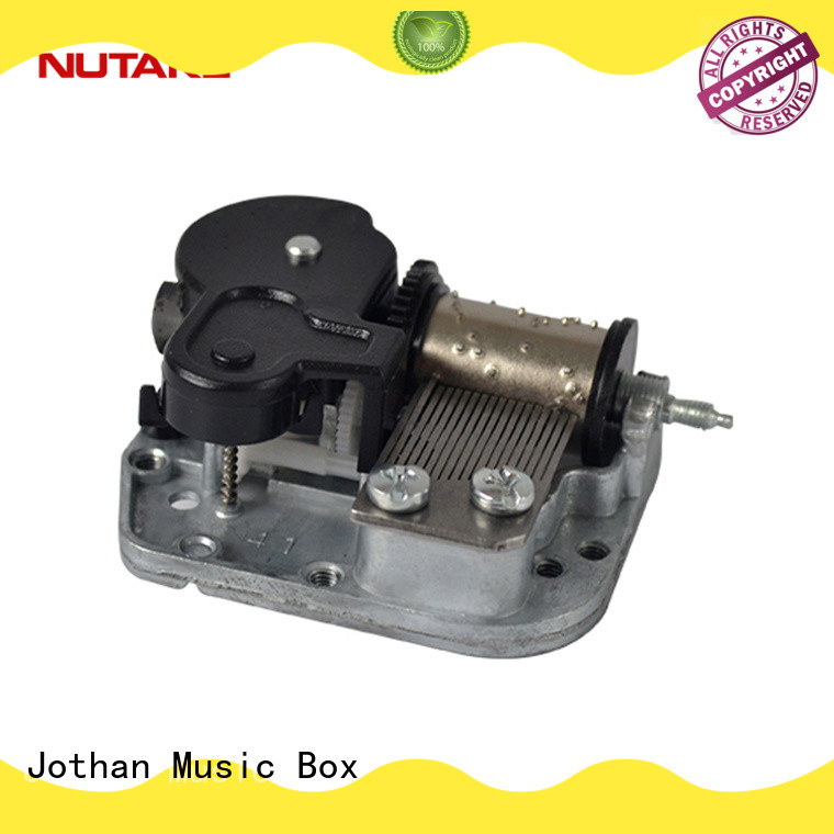 NUTAKE plush mini wind up music box manufacturers top rated