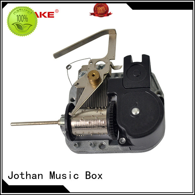 NUTAKE Best wooden wind up music box Suppliers bulk production