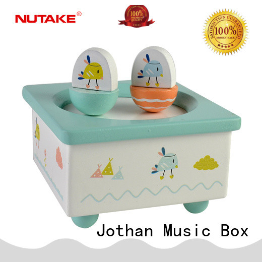 Custom newborn baby music box for business best rated