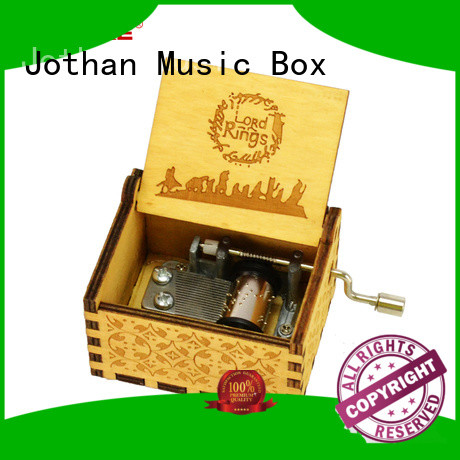 NUTAKE Wholesale clockwork music box Suppliers how much