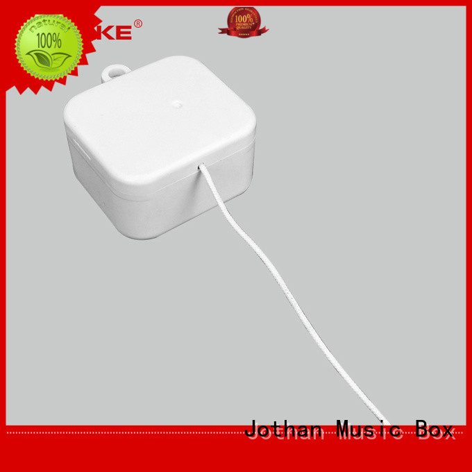 NUTAKE Custom wind up musical box company Cheap