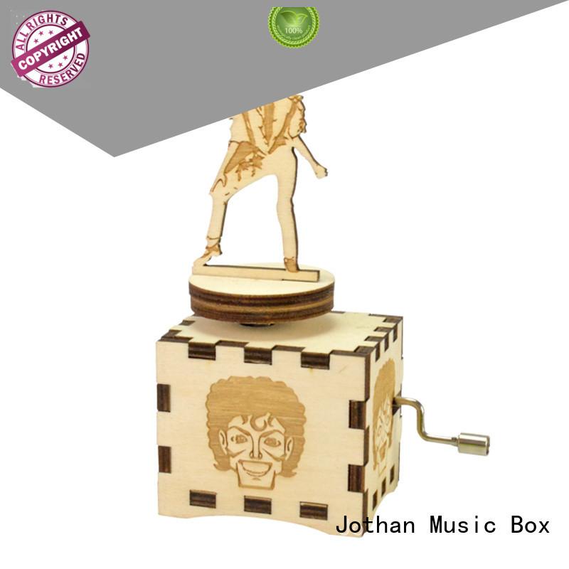 NUTAKE New hand crank music box custom company bulk production
