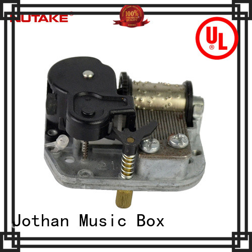 NUTAKE driven wind up musical box company for sale
