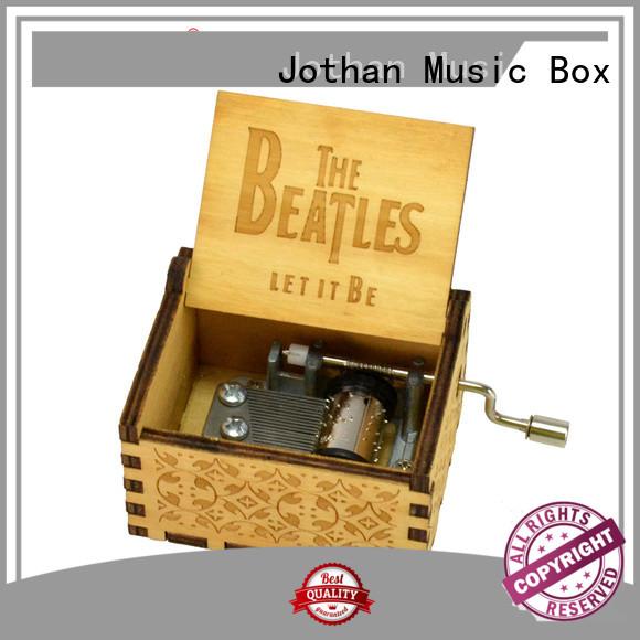 Top wedding musical box factory Cheap