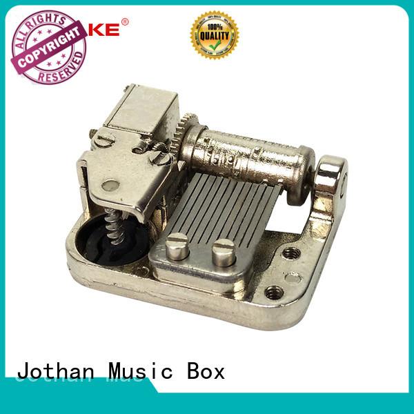 NUTAKE cord small music box mechanism for business bulk production