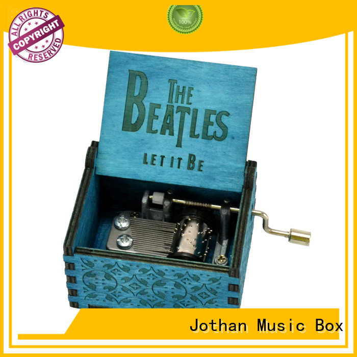 New hand crank christmas music box manufacturers best rated