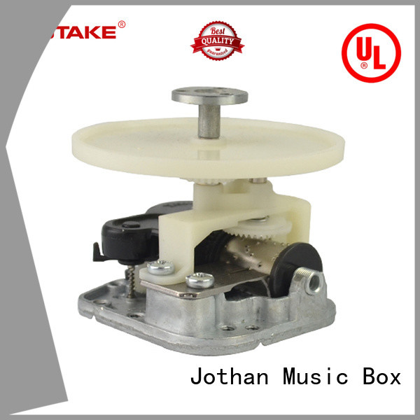 Top custom wind up music box base Supply features