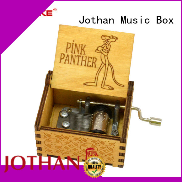 NUTAKE keepsake music box Supply manufacturing site