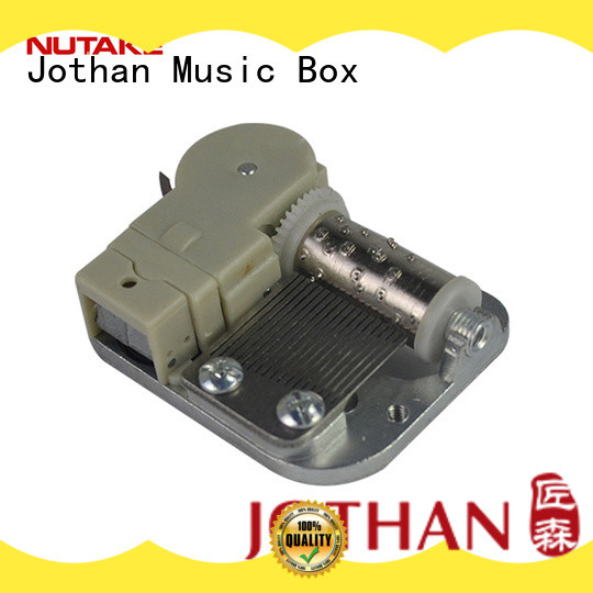 NUTAKE New small wind up music box factory how much