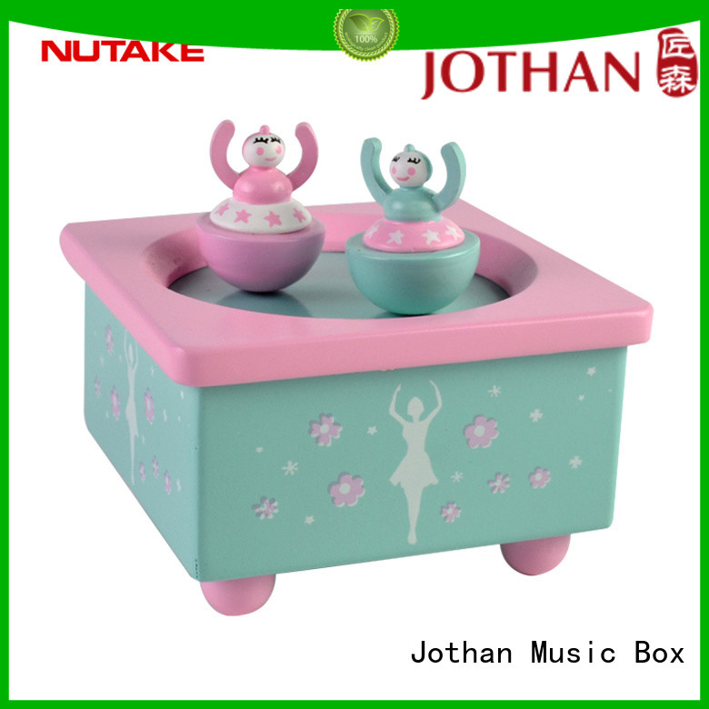 NUTAKE Top music box baby gift company how much