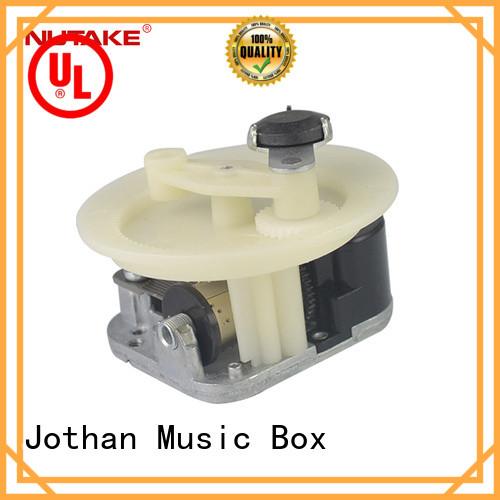NUTAKE Latest hand crank music box manufacturers bulk production
