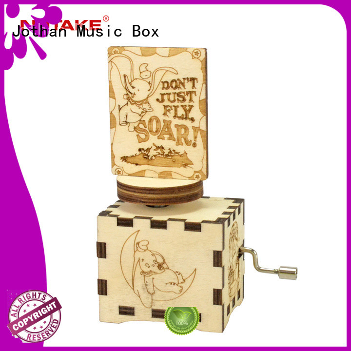 NUTAKE Wholesale music box Supply manufacturing site