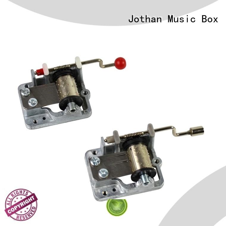 NUTAKE Wholesale custom tune music box factory buy now