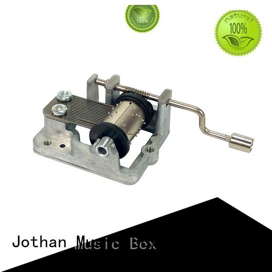 NUTAKE New miniature hand crank music box Supply best rated