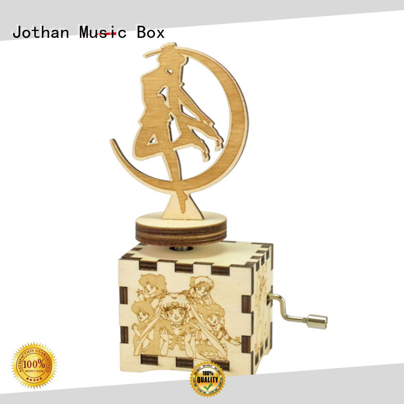 NUTAKE handcrafted music box Suppliers features